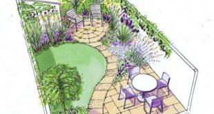 40 Tips Easy To Make Small Garden Design Ideas