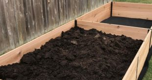 5 Step Raised Garden Bed