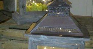 Fairy Garden Lights Ideas