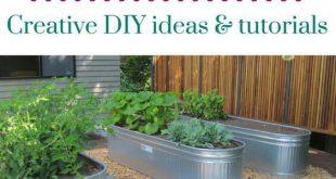 Raised Garden Bed Ideas & Plans