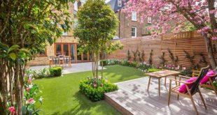 50 geniale Wege, den Garten neu zu gestalten #gardenfurniture #garten #geniale #...