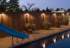 Waterproof Solar Power Powered Outdoor Garden Light Gutter Fence Wall Roof Yard ...