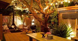 Gartenleuchten und tolle Lichtideen für den Außenbereich