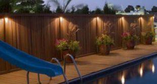 LED Solar Power Outdoor Garden Powered Light Gutter Fence Wall Roof Yard Lamp