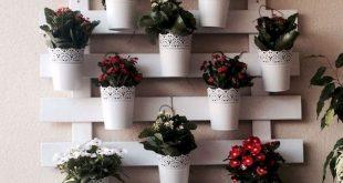 100 schöne DIY Töpfe und Behälter Gartenideen (21 #behalter #gardenideas #ga