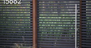Erstaunliche einzigartige Ideen: Block Fence Design Zaun Pflanzgefäße Bamboo.Wire Fence Landsc ... - Archtitechture