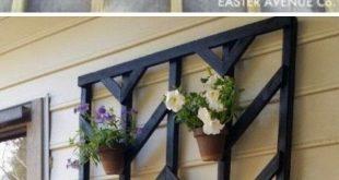 Für beide Seiten der Veranda Gartenbetten ... würde ein schönes visuelles auf die Stuck hinzufügen