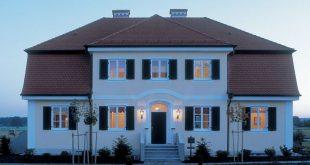 ▷ Traditionelle Landhausvilla – Baufritz