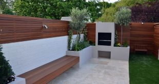 15 Awesome Garden Fence Design For Backyard Landscaping Ideas