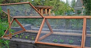 15 DIY Raised Garden Beds that Spells out Creativity