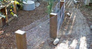 17 DIY Gartenzaun Ideen um Ihre Pflanzen zu halten