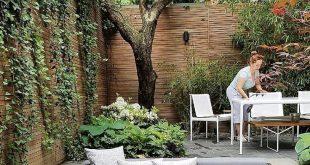 22 Marvelous Winter Garden Design For Small Backyard Landscaping Ideas
