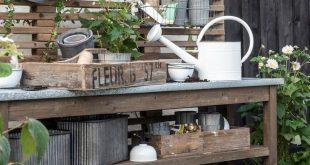 27 kreative Topfbank-Ideen für mehr Spaß im Garten