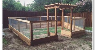 31 awesome raised garden bed ideas for backyard landscaping 30