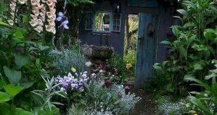41 beautiful small cottage garden ideas for backyard inspiration