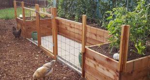 55 DIY angehobene Garten-Bett-Pläne u. Ideen, die Sie errichten können - garten