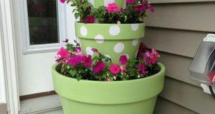 60 Best Front Door Flower Pots Will Add Good First Impression Your House