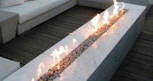 Auf verkauf 60 ''brenner mit fernbedienung CE außen bioethanol kamin