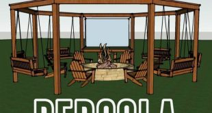 Build the perfect pergola! Learn to DIY this beautiful circular pergola with a c...