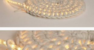 Creative DIY Projects with LED Rope Lighting LED rope lights are flexible, easy ...