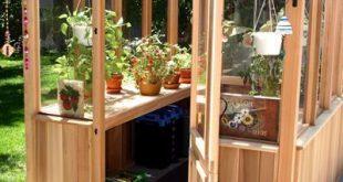 DIY Greenhouse - Gewächshaus selbermachen - Garten DIY