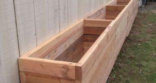 Einfache DIY angehobene Gartenbetten für Hinterhof 19