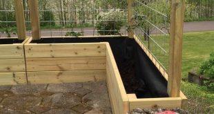 Garten unter ständiger Planung Renovierung und Verbesserung. #GreatLandscapingI
