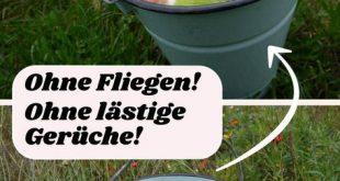 Kompost in der Küche sammeln - ohne Ekelfaktor!