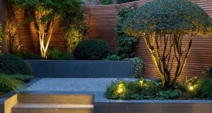 Landscape Lighting Idea for Water | Modern Landscape Lighting Design Ideas Bring...