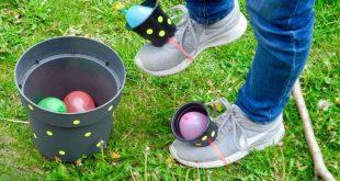 Upcyclingideen für den Kindergeburtstag, Teil 2