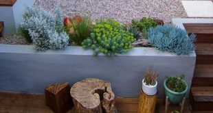 Wunderschönes Gartendesign mit verschiedenen Ebenen, #plan #garten #gartengesta